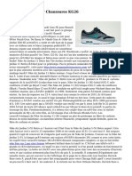 Nike Shox Monster Chaussures KG26