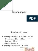CRS Intususepsi