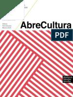 Abrecultura Primer Informe-2015