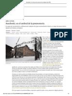 Auschwitz, En El Umbral de La Posmemoria _ Babelia _ EL PAÍS