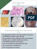 Clase 21 Mucormicosis, Hialohifomicosis, Feohifomicosis, Peniciliosis 2015