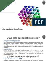 IE07 Arquitectura Empresarial