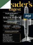 Readers Digest Magazine- October 2014 USA