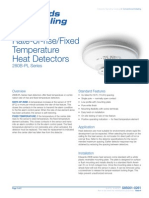 S85001-0261 -- PL Series Heat Detectors