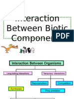 01 Interaction Between Biotic Components