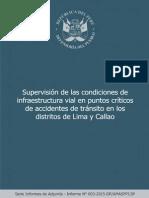DEFENSORÍA DEL PUEBLO - INFORME DE ADJUNTIA