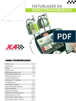 P-0210-De Fixturlaser XA Manual 2nd Ed Rev1 20070223