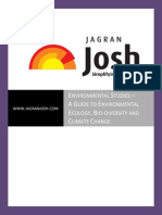 (Jagaran Josh) Environmental Studies