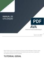 Manual de Utilização Ava