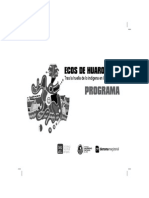 Ecos de Huarochiri Programa 17 06 2015