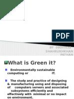 Green Information Technology - Copy