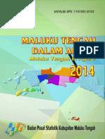 Maluku Tengah Dalam Angka 2014