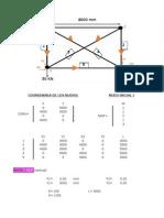 Analisis de Matriz Estructural