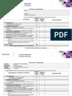 Criterios de Evaluación U1