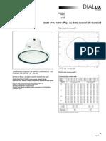 Date Tehnice Lampi