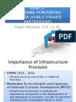 TM - Kuliah IX - Public Private Partnership - May 2015 R