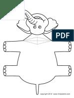 Folding Elephant