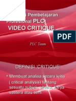 3. Power Point Video Kritik