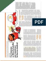 El Mundo Economia y Negocios Artículo 2 día 03/03/2010 En Guayana se libra la batalla