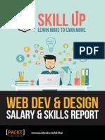 Web Development- Salary and Skills Report [eBook]