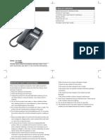 Manual de kt-4126mh
