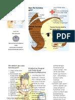 Leaflet Malnutrisi II