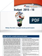 IDirect BudgetReview 2015-16