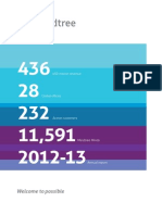 Mindtree Annual Report 2012-2013