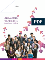 Mindtree Annual Report 2013 2014