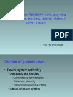 System reliability