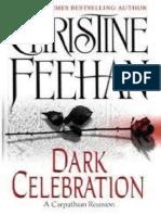 Christine Feehan - A Kárpátok vámpírjai 17 Sötét ünnep.pdf