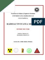 Radioactivitatea Mediului Suport de Curs