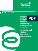Electrical Safety Council - Best Practice Guide 4 Issue 4