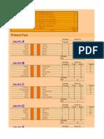 Mundial de Futbol Brasil 2014 - Fixture,Quiniela