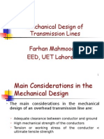 Ptr_(Mech Design)...Mechanical Design of Transmission Lines