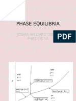 Phase Equilibria