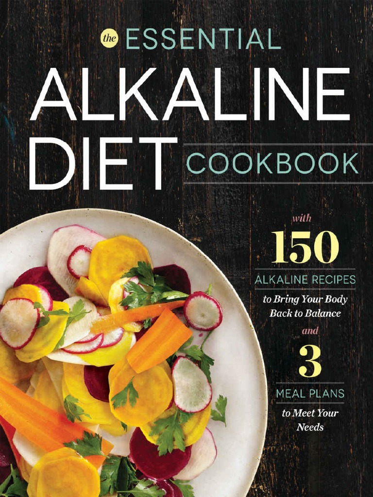 The essential alkaline diet cookbook alkaline diet lunch forumfinder Gallery