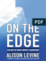 On the Edge - The Art of High-Impact Leadership