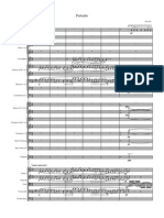 Marcelo Brea - Preludio para Orquesta