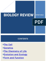 b2013 Biology Review