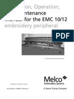 Manual for Melco EMC