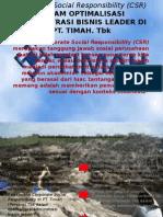 147628691 Corporate Social Responsibility CSR DALAM OPTIMALISASI
