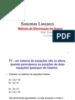 Aula3 DescomplicandoSistemas Lineares EliminacaoDeGauss