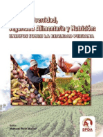 AGROBIODIVERSIDAD - SPDA2015