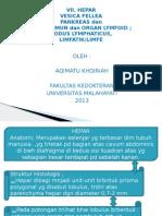 Vii.hepar,Vesica Fellea,Pancreas,&Sistem Imun&Lympoid;Noduslympaticus&Limfe