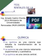 Conceptos Fundamentales de Quimica 2008