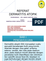 Referat Anak Dermatitis Atopik Martha - Copy