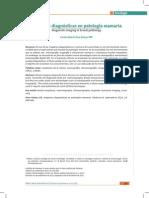 Mama Imagenes Diagnosticas en Patologia Mamaria Final
