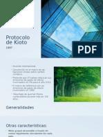Hechos del Protocolo de Kioto