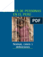 Trata Personas Peru